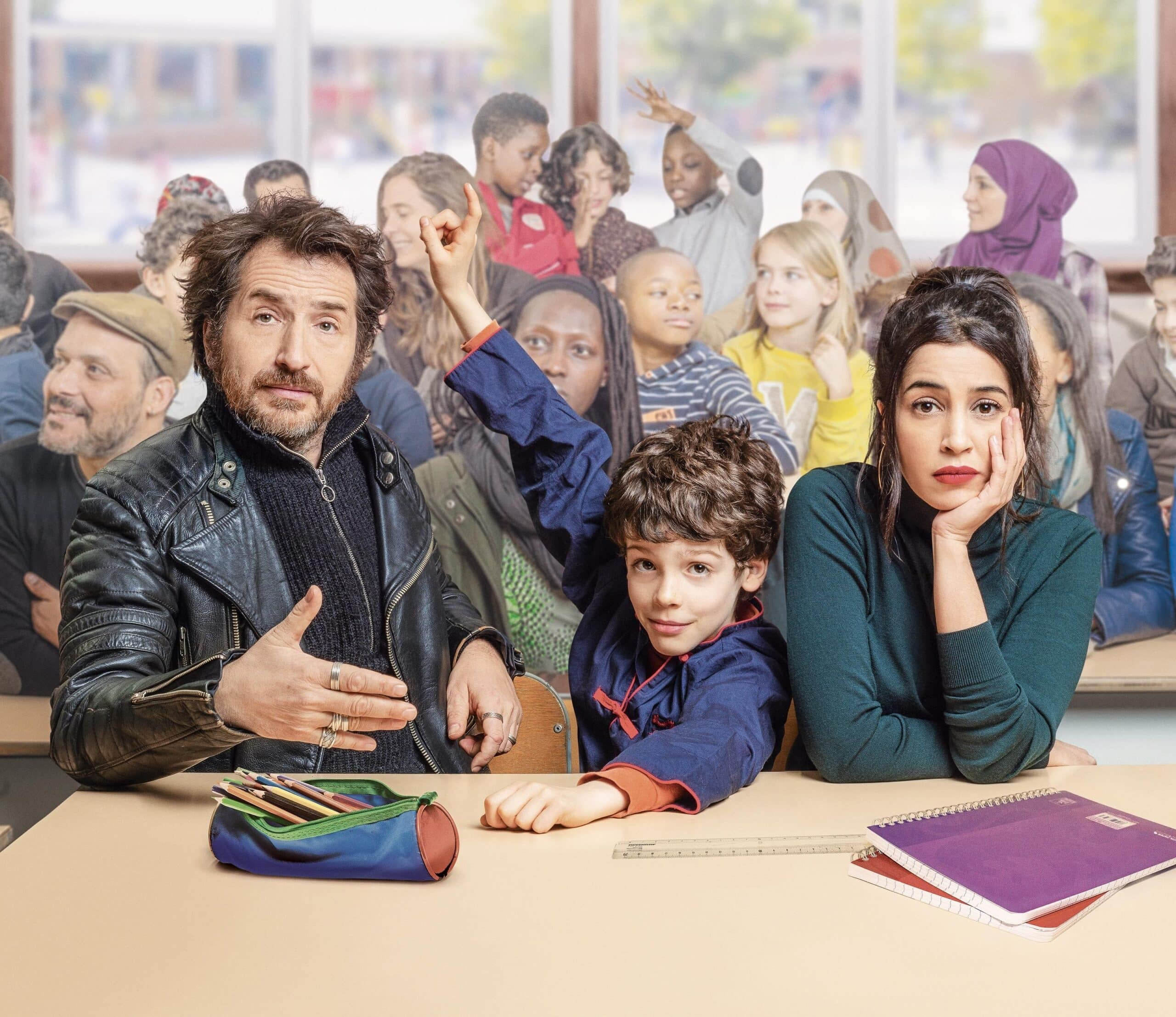 """""""Una classe per i ribelli"""". La lotta delle classi (cioè delle scuole) in un film da vedere"""