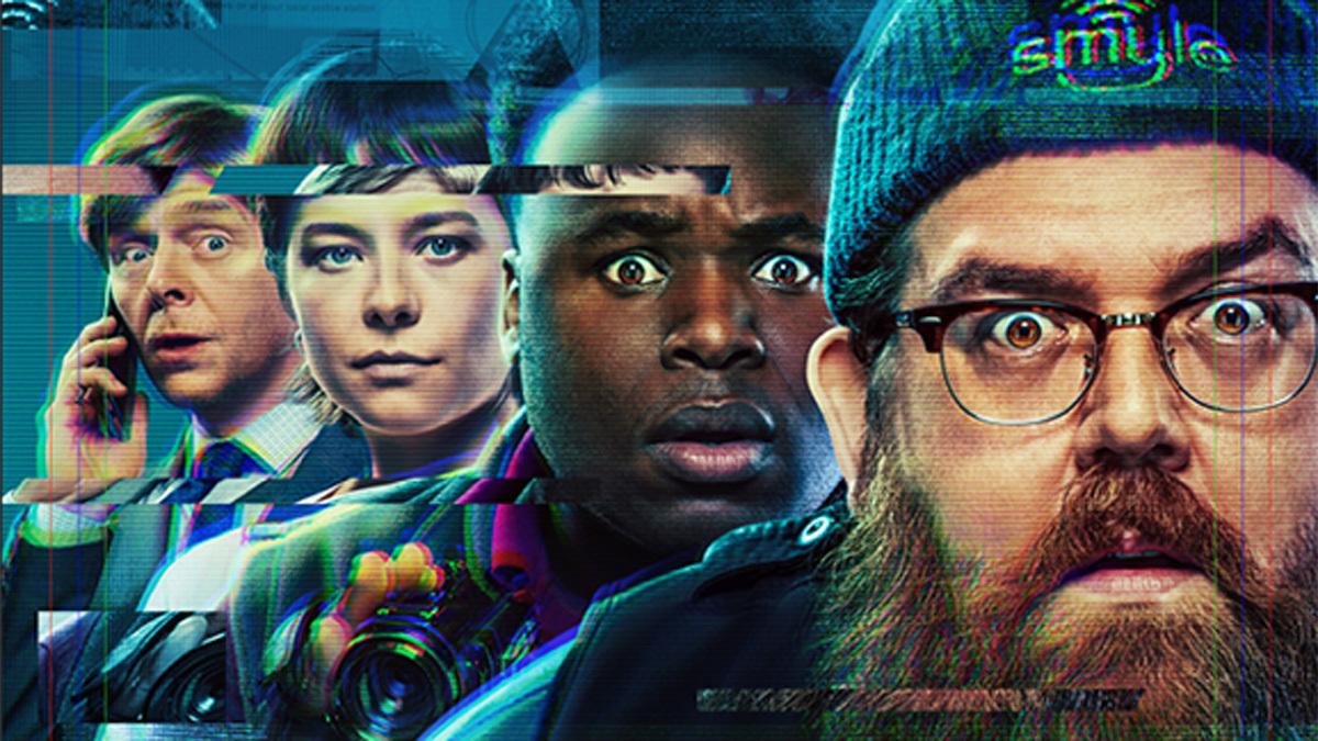 """""""Truth Seekers"""", Nick Frost e Simon Pegg tornano con una serie che fa l'occhiolino a """"Ghostbusters"""""""