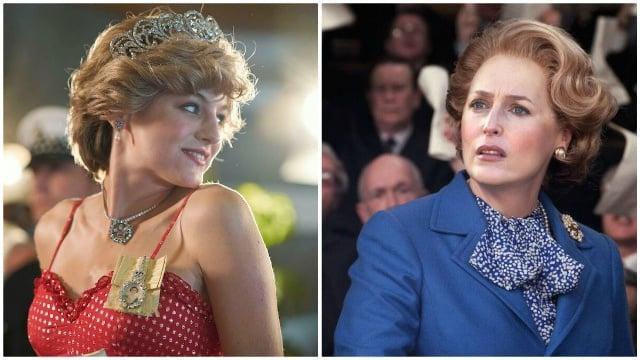 """""""The Crown"""" 4 (Netflix). Irrompono in scena Lady D e la Lady di ferro"""