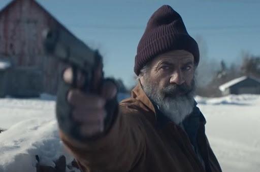 Sorpresa: Mel Gibson fa un Babbo Natale con la pistola (su Sky)