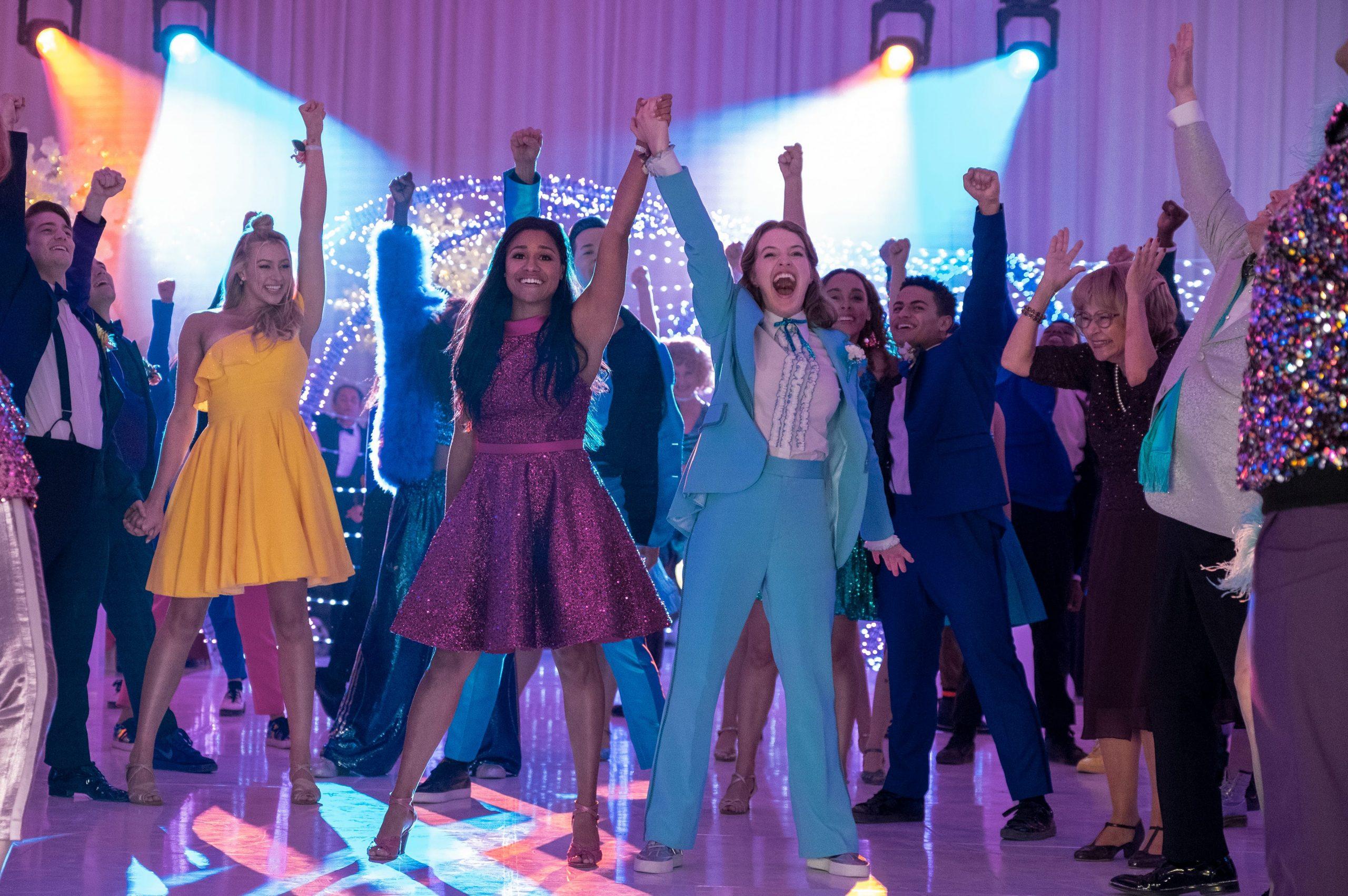 """La promessa di un mondo nuovo presentata da """"The Prom"""" su Netflix"""