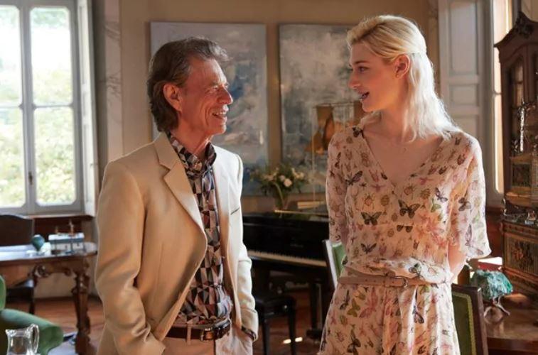 Sorpresa: se Mick Jagger fa un mercante d'arte. Rispunta un film del 2019