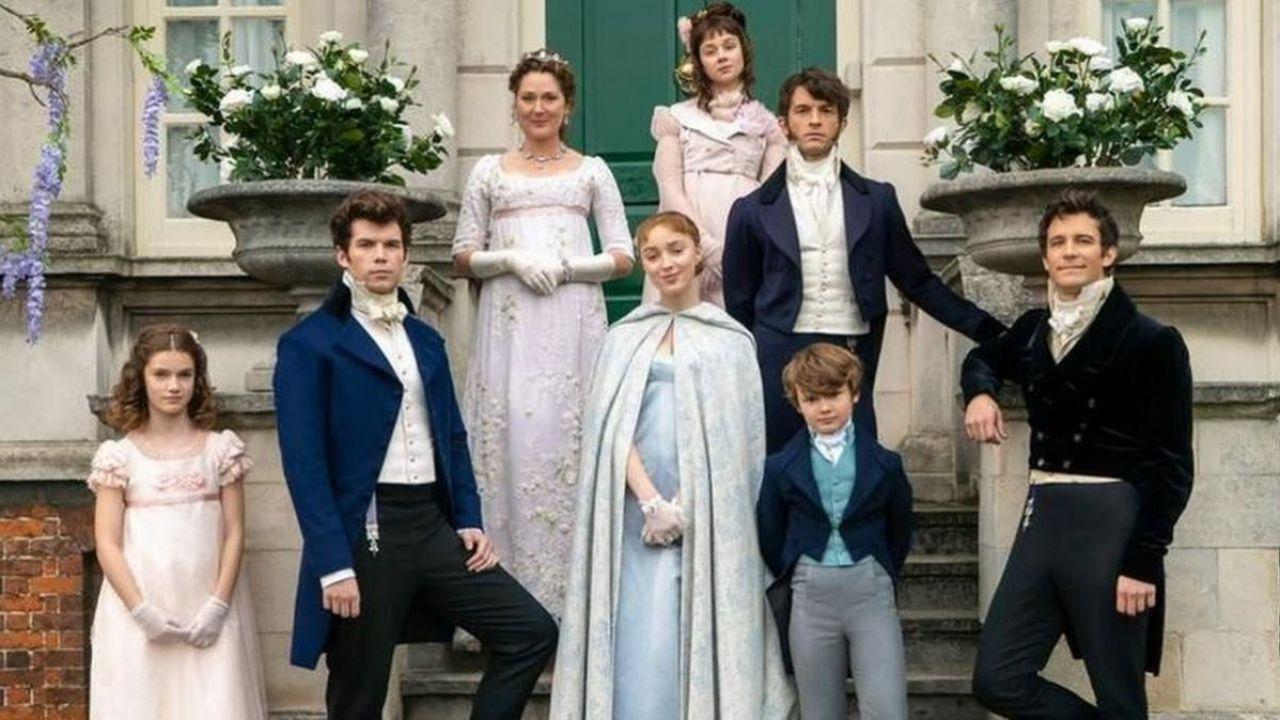 """""""Bridgerton"""". Mondanità, pettegolezzi e corsetti nella nuova serie Netflix"""