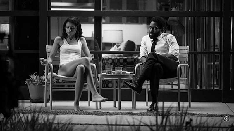 """""""Malcolm & Marie"""" (Netflix): il battibecco di coppia come """"spogliarello morale"""""""