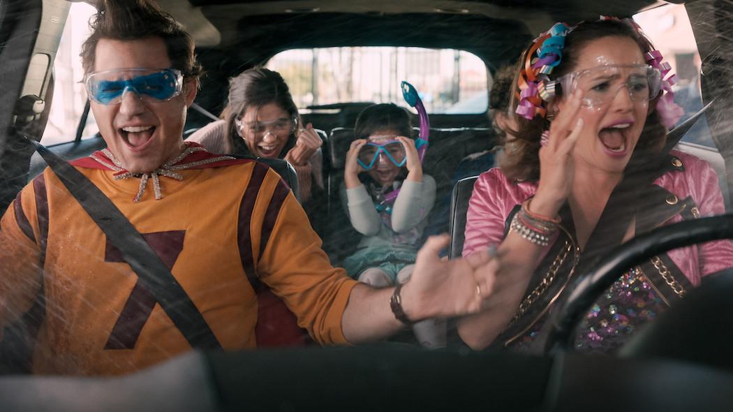 "Jennifer Garner e Edgar Ramírez in ""Yes Day"", commedia su Netflix per tutta la famiglia"