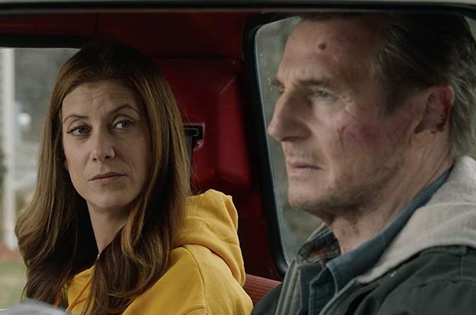 """Liam Neeson diventa """"Honest thief"""" (Sky), tosto ma romantico"""