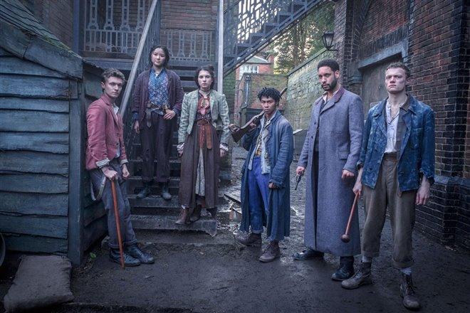 """Il soprannaturale arriva nella Londra ottocentesca con """"Gli irregolari di Baker Street"""" (Netflix)"""