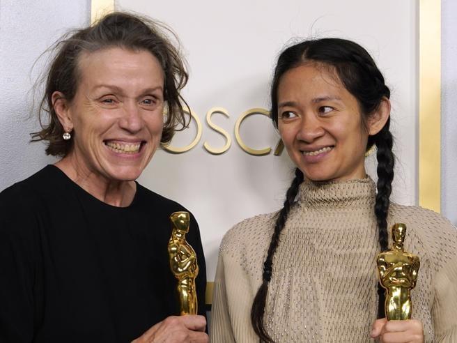 """Oscar 93: """"Nomaldland"""" fa il pieno con tre statuette. L'Italia? Non becca nulla"""