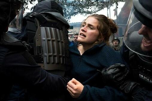 """Un'allegoria furente su rabbia sociale e dittatura. Arriva """"Nuevo Orden"""""""