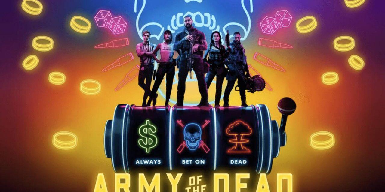 """""""Army of the Dead"""", su Netflix è tempo di rapina in una Las Vegas invasa dagli zombie"""