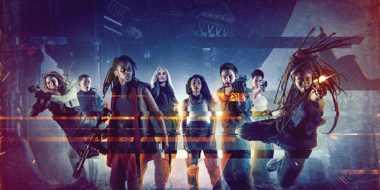"""""""Intergalactic"""", un viaggio in cerca della libertà nella serie di fantascienza disponibile su Sky"""