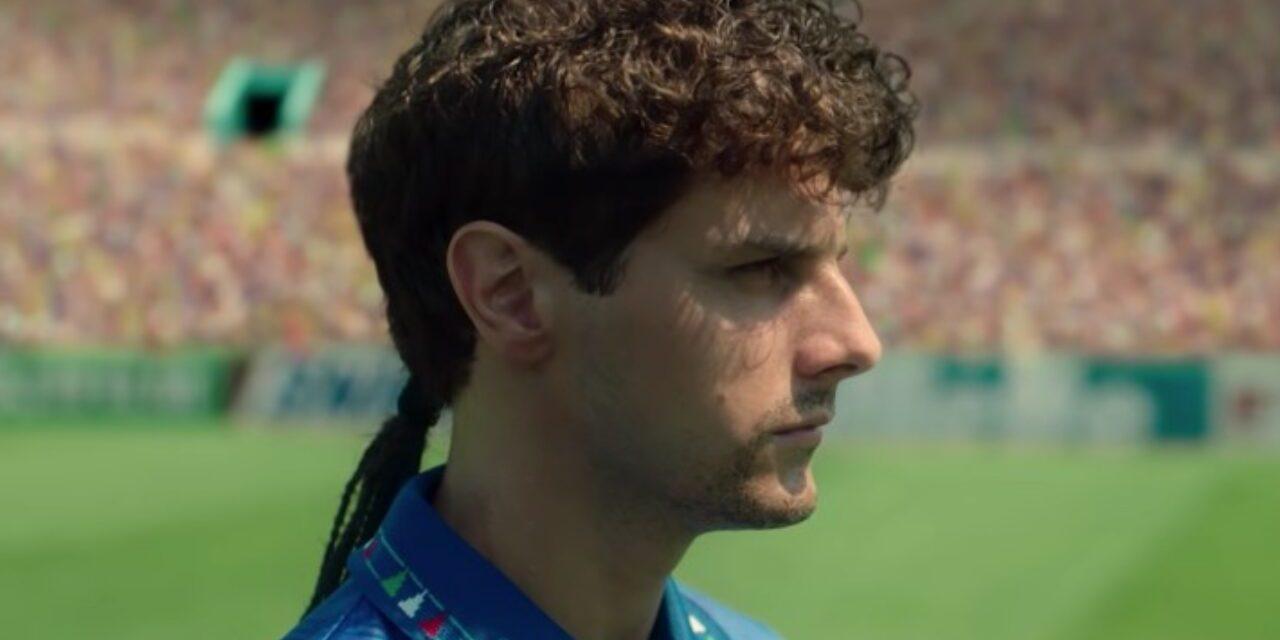 """""""Il divin codino"""", luci e ombre di Roberto Baggio nel film Netflix-Mediaset"""