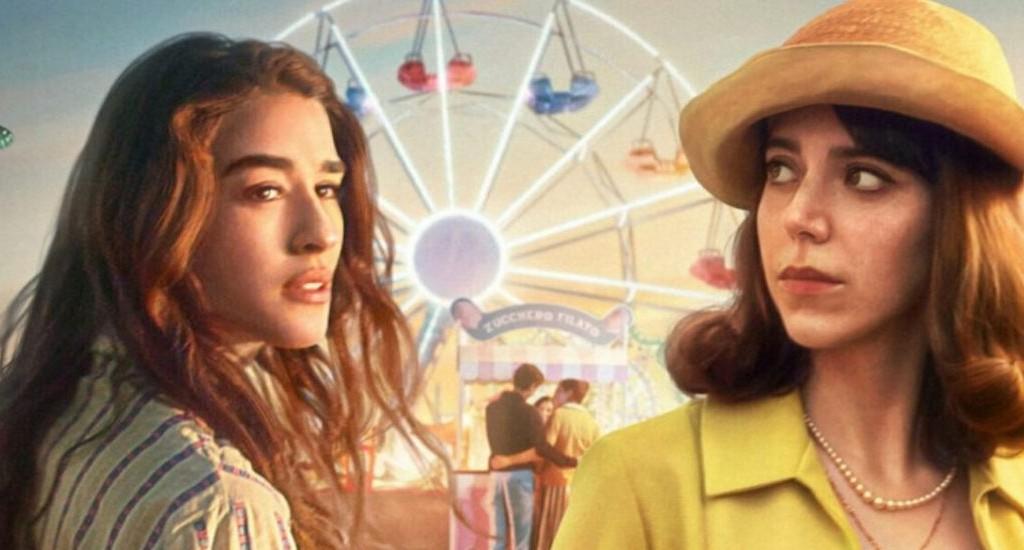 """""""Luna Park"""". Una credibile Roma anni Sessanta fa da cornice alla nuova serie italiana Netflix"""